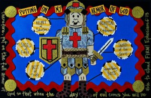 Armor of God (Front)