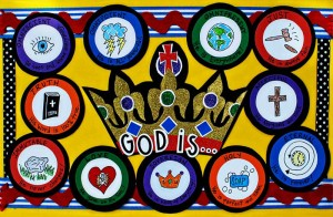 Attributes of God (Front)