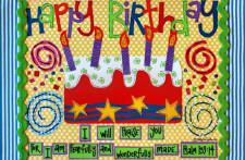 Happy Birthday (Front)