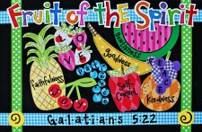 Fruit of the Spirit (Front)
