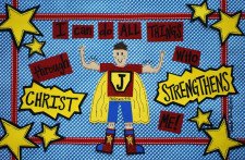 His Strength (Boy)