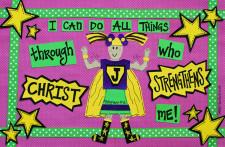 His Strength (Girl)