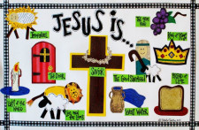 Jesus Is (Front)