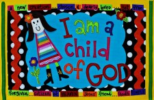 Identity in Christ - Little Girl (Front)